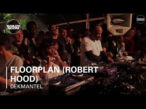 Floorplan (Robert Hood) Boiler Room x Dekmantel Festival DJ Set
