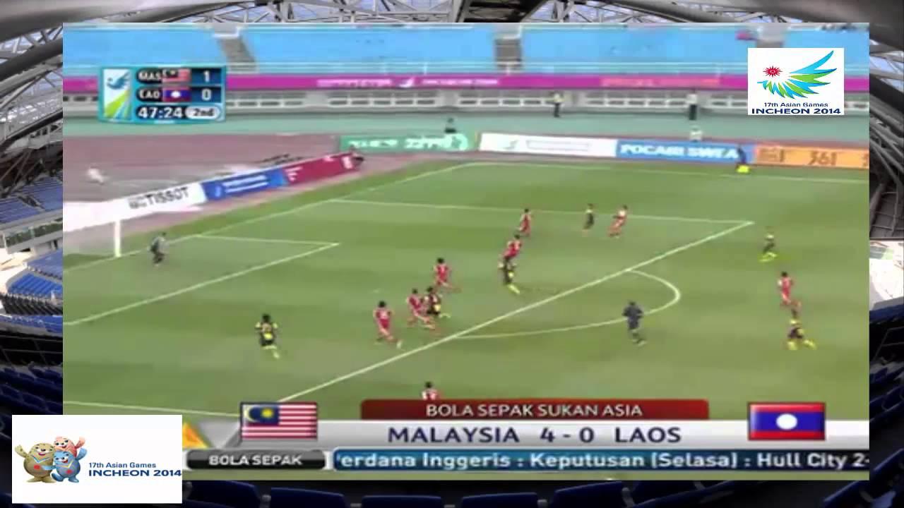 0 Football 17th Asian Games Incheon