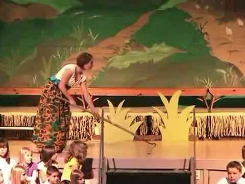 Beatrice's Goat The Musical - YouTube