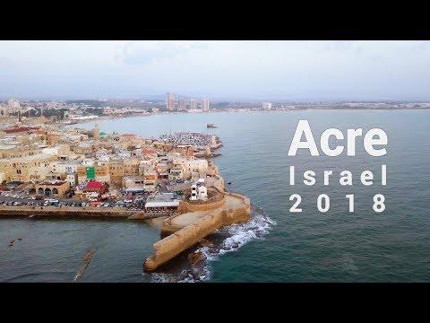 Acre, Israel 2018