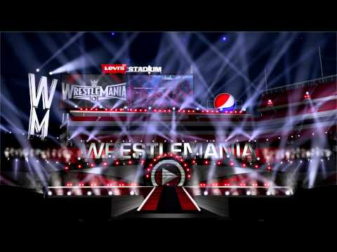 WWE WrestleMania 31 Midway Pyro Concept - YouTube