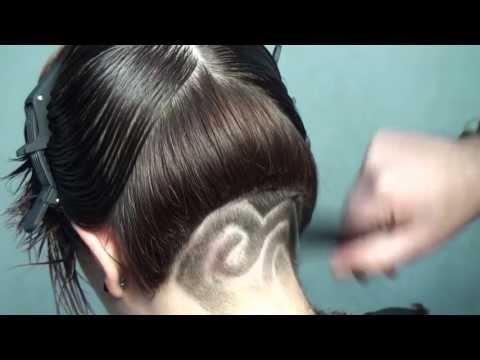 From Long To Short Asymmetrical Bob Cut By Adam Ciaccia