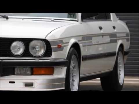 '86 アルピナB10-3.5 (BMW E28 TYPE) BMWアルピナ B10-3.5 Highway Star GARAGE.