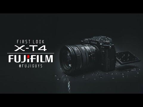 Fuji Guys - FUJIFILM X-T4 - First Look