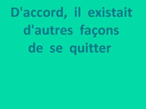 je t'aime karaoke (instrumental + paroles), beautiful french song