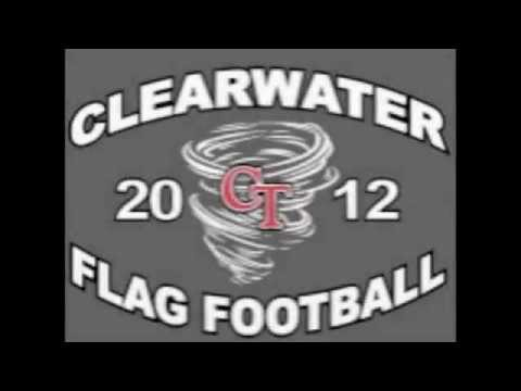 Tornado Warning!  Clearwater HIgh School Flag Football