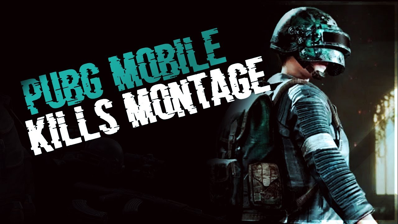 Pubg Mobile Montage || Sniping/Killing Montage || Flick Shots || #Bye