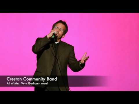 Vern EMCEE Creston Valley Music Teacher's Association Yearly Event