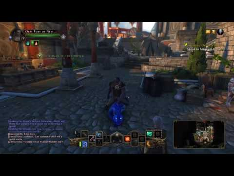[Neverwinter] How to get the Electric Tiger Mount,How to get Unstuck!