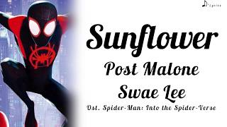 Download Mp3 Sunflower - Post Malone, Swae Lee  Lyrics  Ost Spider-man Into The Spider-verse