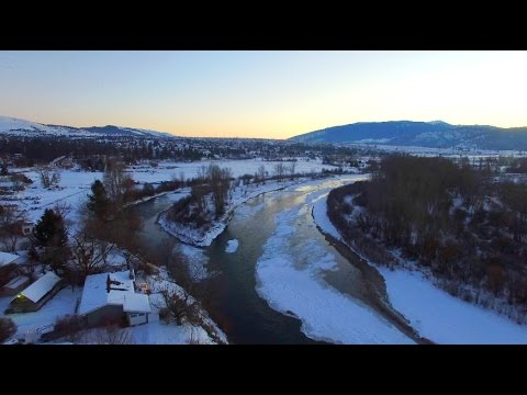 Missoula by Air (high quality 4k video)
