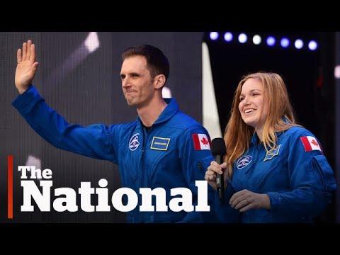 Meet Canada's newest astronauts