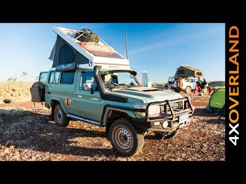 Equipping Your 4WD truck. The Overland Workshop.