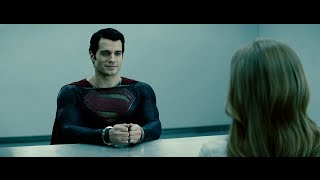 Man Of Steel - It's Not An S  2013