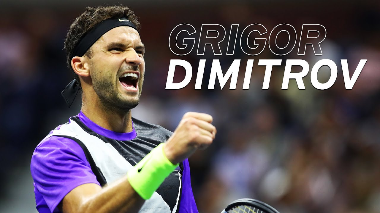 US Open 2019 in Review: Grigor Dimitrov