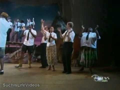Matt Stone & Trey Parker - The Book of Mormon On Broadway