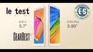 Xiaomi Redmi 5 le test du low cost parfait