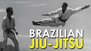 Intro to Brazilian Jiu-Jitsu: Part 1 -- The History