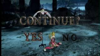 Game Over: CASTLEVANIA Judgment