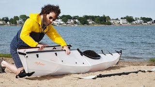 Oru Kayak - Origami Kayak