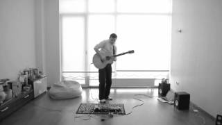 🎸 Guitar looping freestyle (live) Normis Music 🎸 🎶