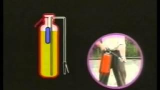 Применение  огнетушителя ОП 5(, 2015-05-20T11:01:08.000Z)