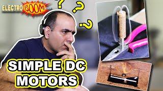 super-simple-dc-motor