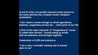 Nightwish Song of Myself Lyrics Explanation