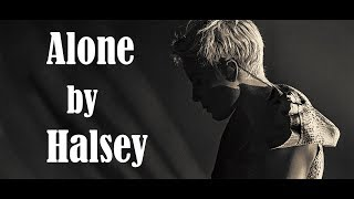 Halsey  Alone Ft Big Sean Stefflon Don
