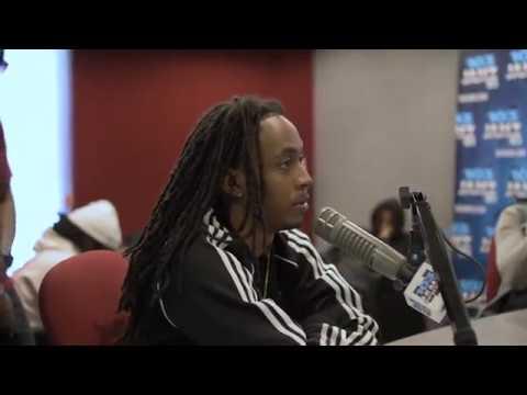 DJ DC - Jacquees Is Better Than R. Kelly DJ DC INTERVIEWS TK KRAVITZ!