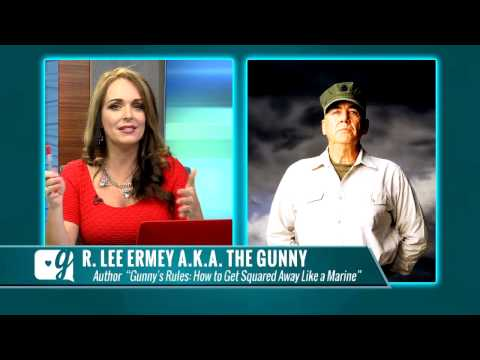 The Best Way To Deal With Scumbags - R. Lee Ermey, a.k.a. The Gunny
