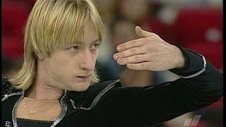 Evgeni Plushenko 2004 European Short Program Tango Flamenco