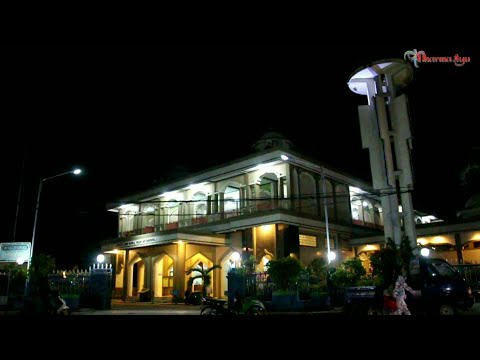 Wisata Malam Jatibarang Indramayu