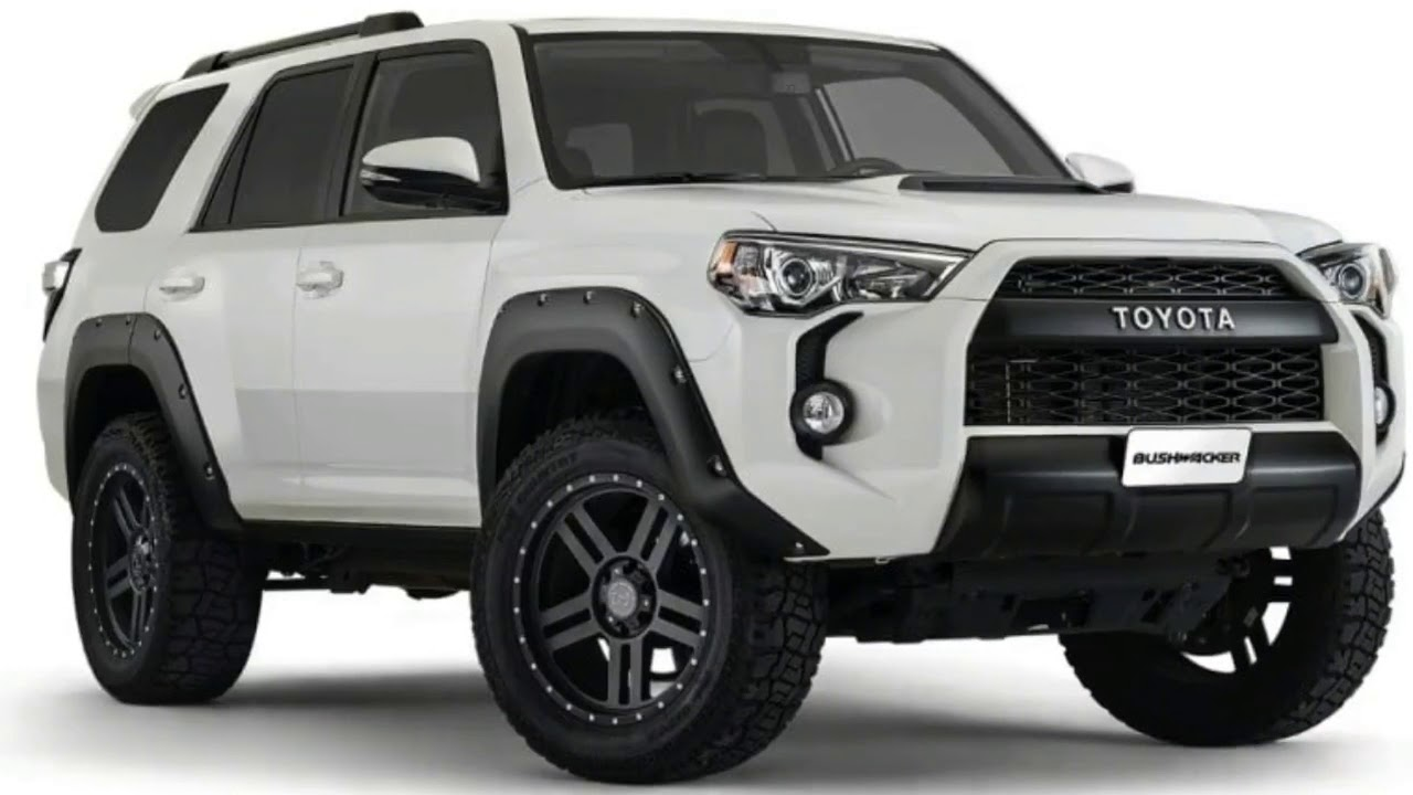 2018 Toyota 4runner Trd Pro Review And Specs
