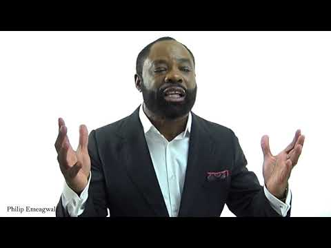 How I Solved the Toughest Problem in Physics - My Contributions to Physics - Philip Emeagwali