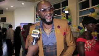 ANTHONY MONJARO - IT'S AN EVOLUTION FOR AN ACTOR TO GROW TO BECOME A DIRECTOR''   NOLLYWOOD ACT