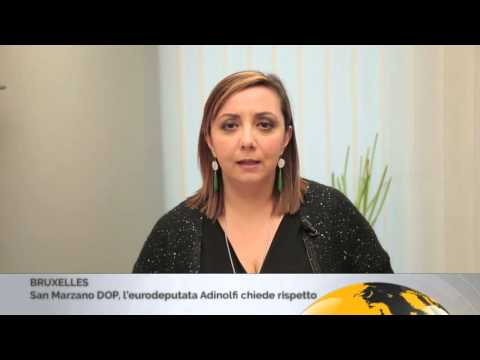 San Marzano DOP, interviene l'eurodeputato Isabella Adinolfi