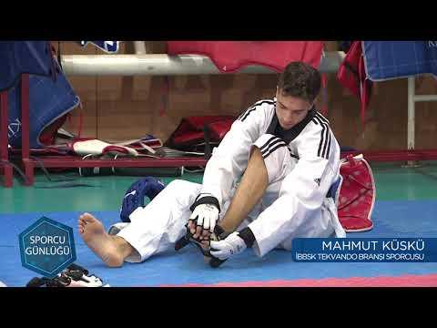Sporcu Günlüğü | Tekvando - Mahmut KÜSKÜ