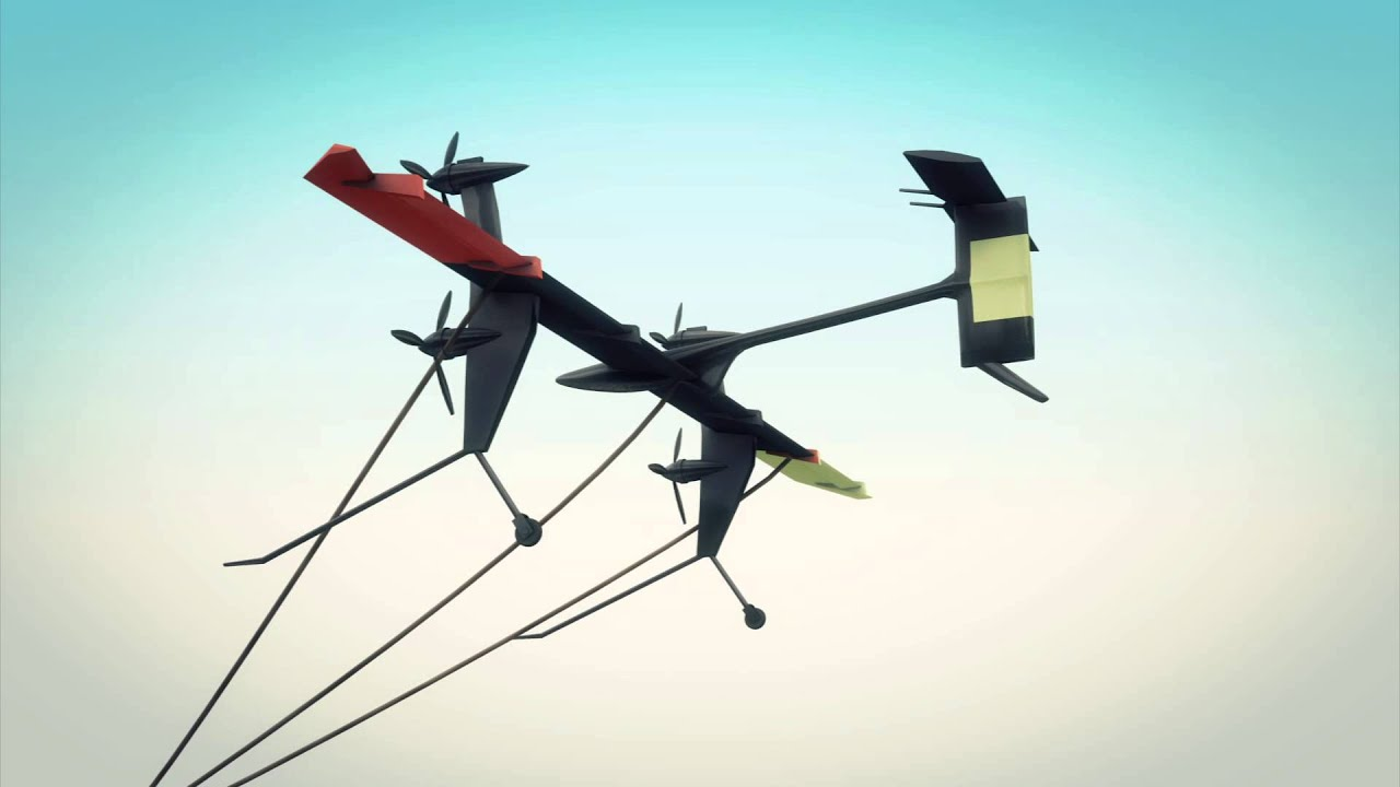 Google X acquires Makani Power for kite-like airborne wind turbines - News Direct