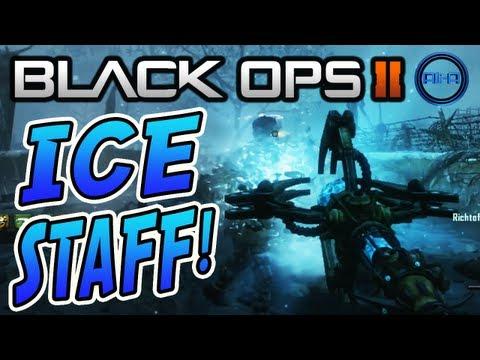 """ICE STAFF!"" - ORIGINS Zombies! ""HOW TO BUILD"" TUTORIAL! (Black Ops 2 Apocalypse Gameplay)"