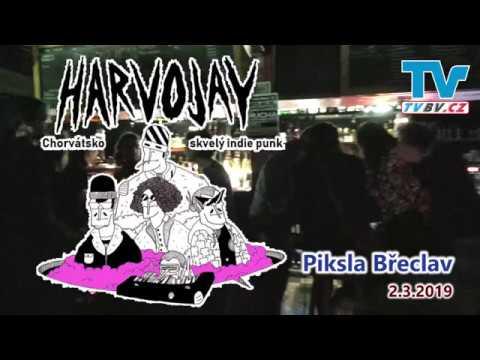 Harvo Jay (Croatia) - Piksla Břeclav (CZ)