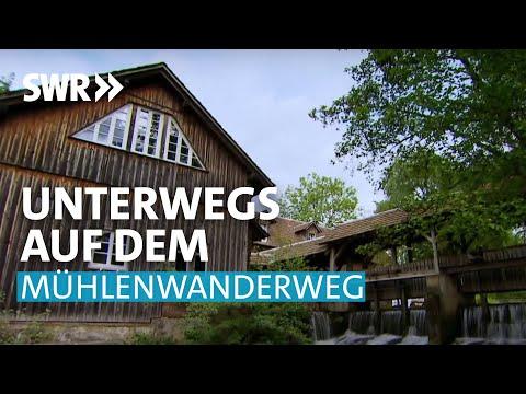 Die schönsten Mühlen im Schwarzwald | SWR Treffpunkt
