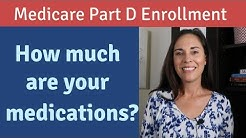 How To Find Medicare Part D Costs For Your Medications