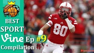 Best Sports Vines Compilation 2015 - Ep #9 || w/ TITLE & Beat Drop in Vines ✔