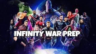 INFINITY WAR PREP - TEN NEW TIER 2 CHARACTERS !! | Marvel Future Fight
