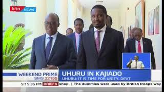 President Uhuru Kenyatta wants Kenyans to embrace and respect Raila Odinga