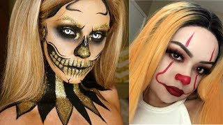 Top 5 Viral Makeup Videos 💄 Halloween Makeup Tutorial 😬 Best Halloween Makeup Tutorials #5