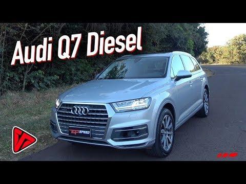 Avaliação Audi Q7 Diesel  | Canal Top Speed