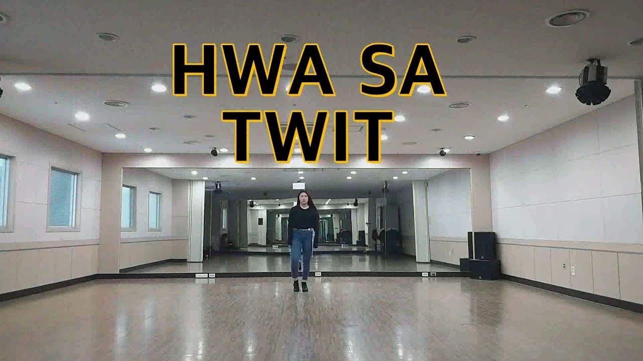 HWA SA(화사) - TWIT(멍청이) Dance cover(댄스 커버)