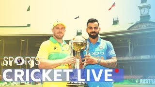 India vs Australia - Cricket LIVE & Lord's of Cricket |  DD Sports - ICC Cricket World Cup 2019